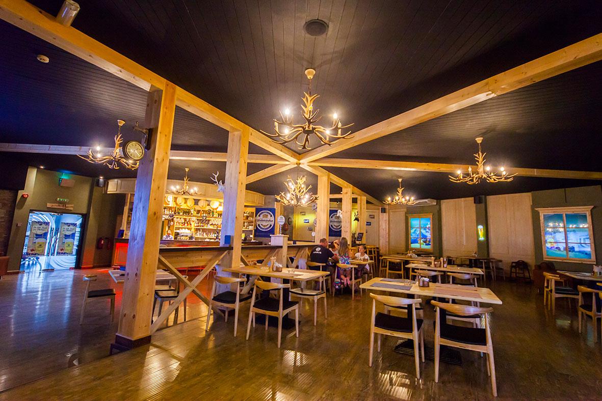 مطعم داس براهاوس البافاري