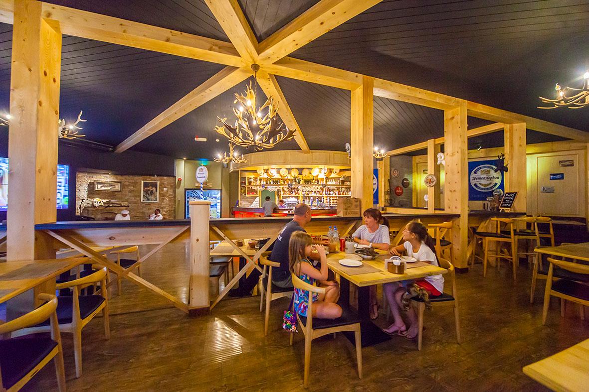 Das Brauhaus Bavarian Restaurant