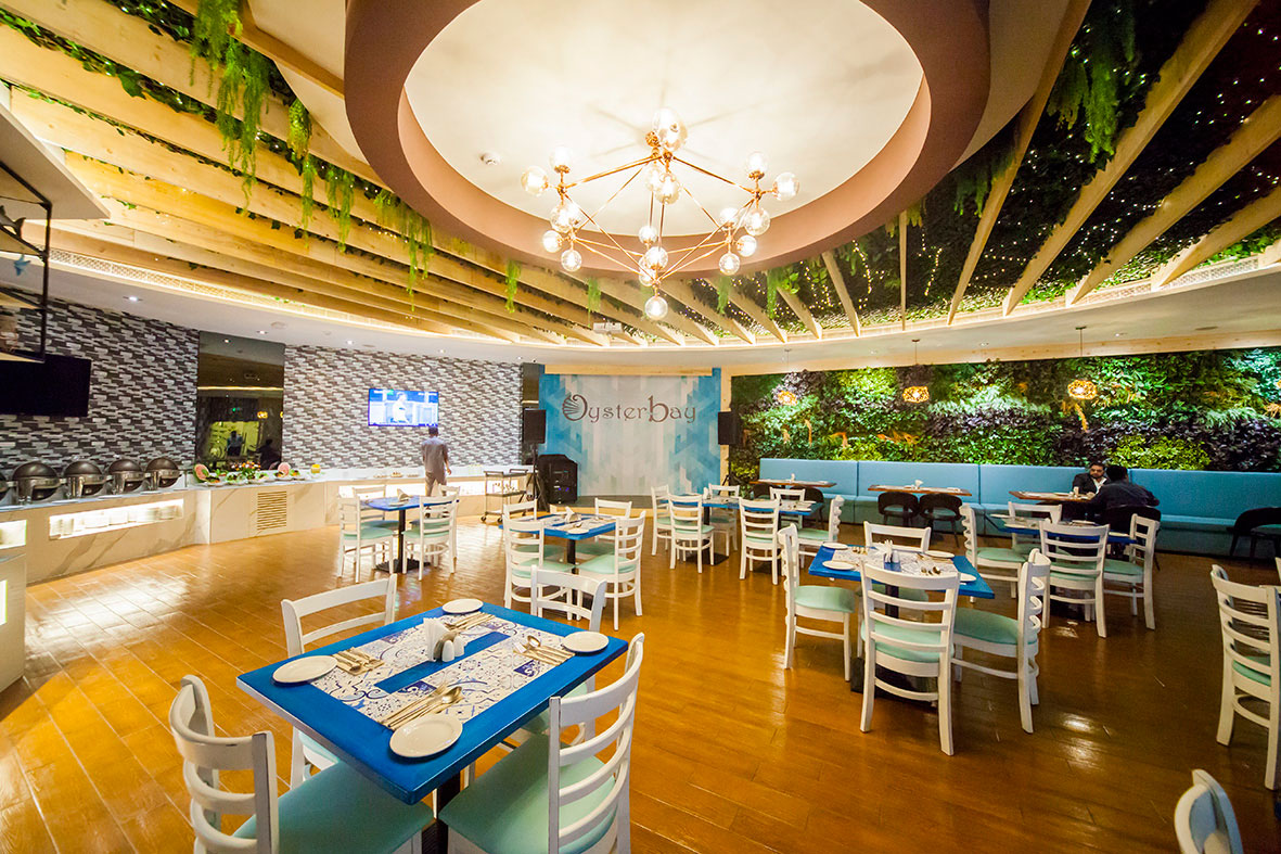Oyster Bay Multi-cuisine Restaurant