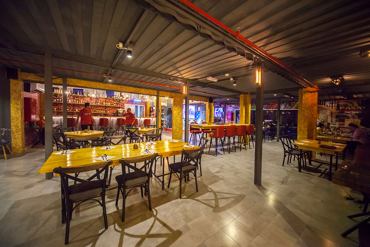 Barako Grill Filipino Restaurant