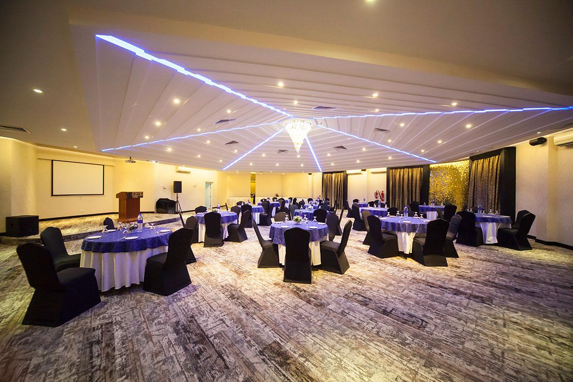 CORAL Banquet Hall